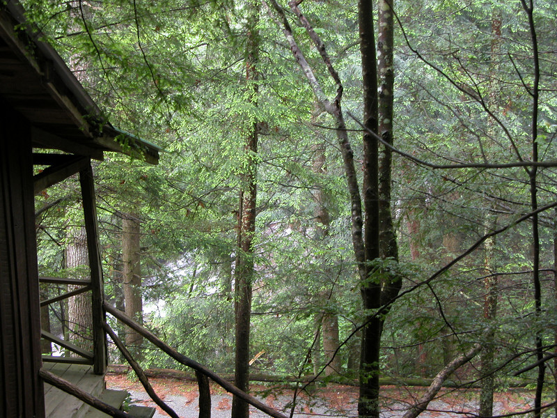 Camp Glen Argen Falls, NC