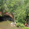 Bon Ami Falls, NC