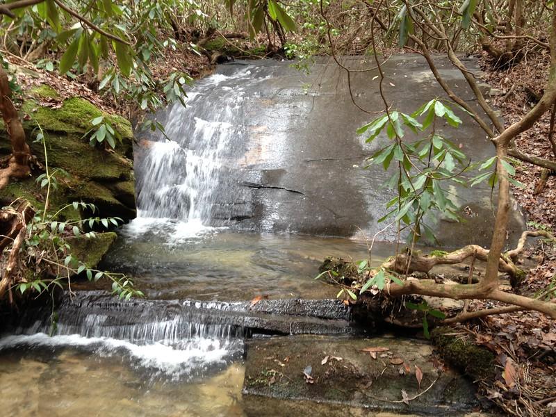 Winnie Branch Falls, SC