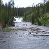 Lewis Falls, WY