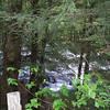 Camp Creek Falls, GA