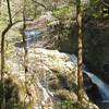 Brasstown Sluice Falls, SC