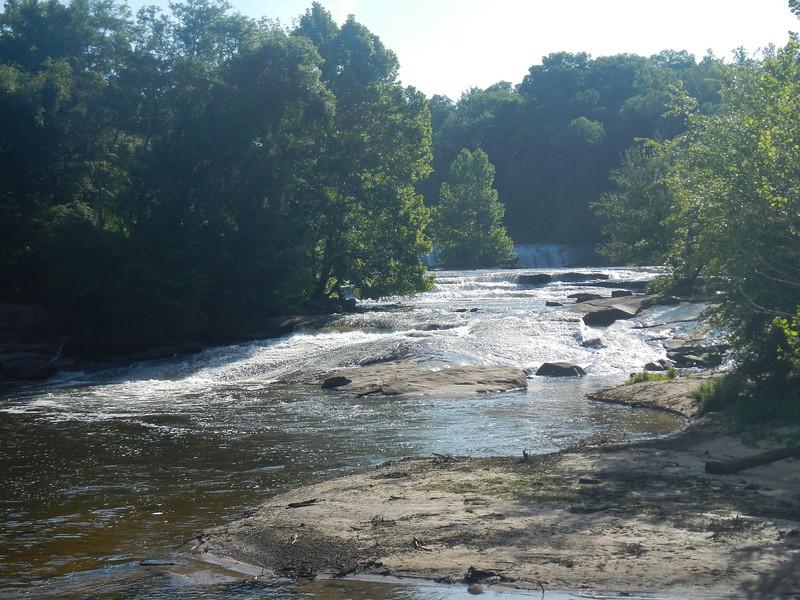 Cedar Shoals Falls, SC