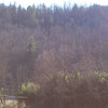 Falling Creek Falls, NC barely visible