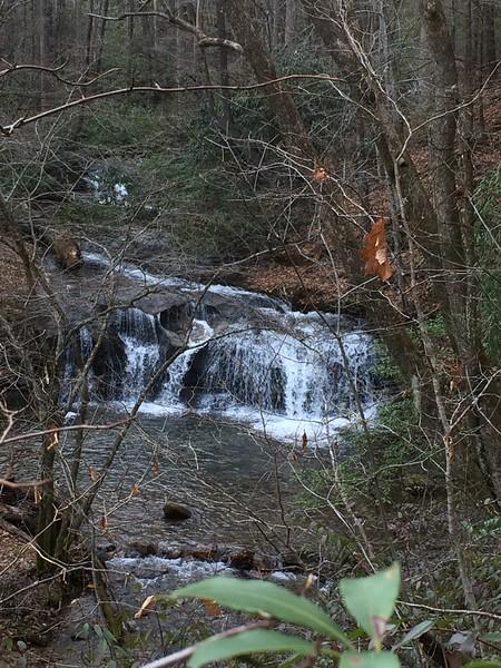 Avery Creek Falls, NC