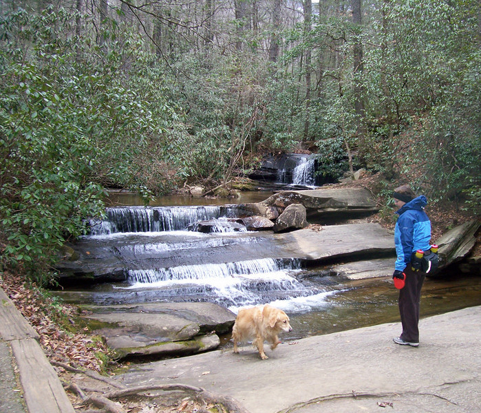 Carrick Creek Falls, SC