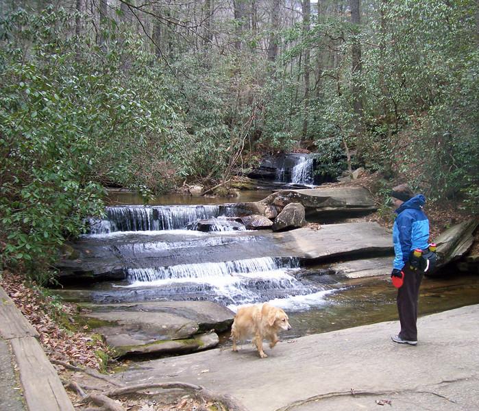Carrick Creek Falls, SC