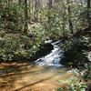 Fall Creek Middle Falls 1, SC