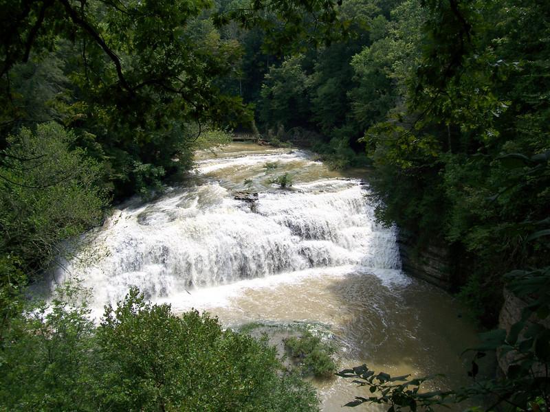 (MIddle) Burgess Falls, TN
