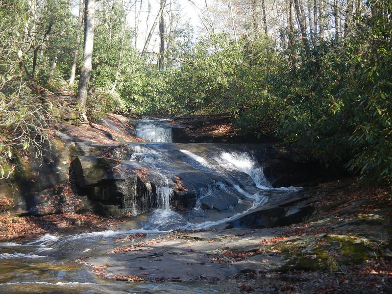 Cove Creek Falls, NC