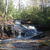 Cove Creek Falls, NC