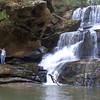 Little Bradley Falls, NC Andrew, 2011