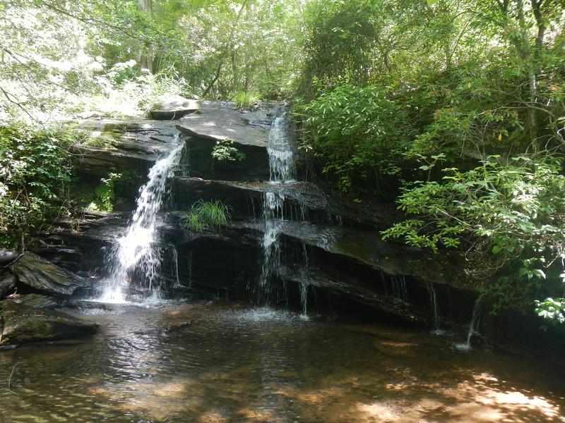 Wildcat Creek Falls, SC