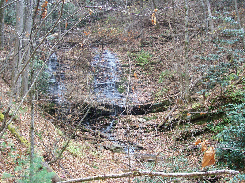 Crooked Arm Falls, TN