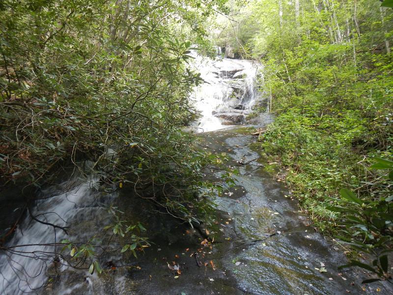 Oil Creek Camp Falls, SC