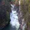 D 'Or L 'Eau Falls, GA in the Tallulah Falls area.  Nov 13, 2011