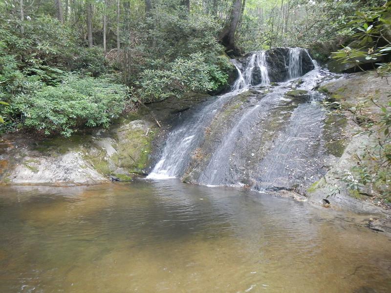 Thorps Creek Falls, NC