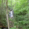 Log Hollow Branch Falls, 1, NC