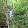 Log Hollow Branch Falls, 1, NC