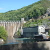 Cheoah Dam where the movie The Fugitive was filmed
