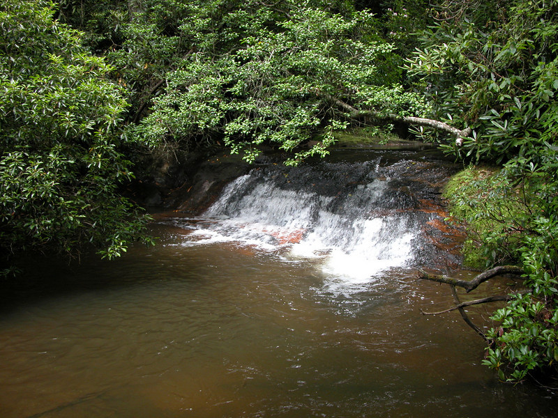 Sloan Bridge Falls, SC