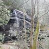 Tom Springs Falls, NC  AKA Jackson Falls.