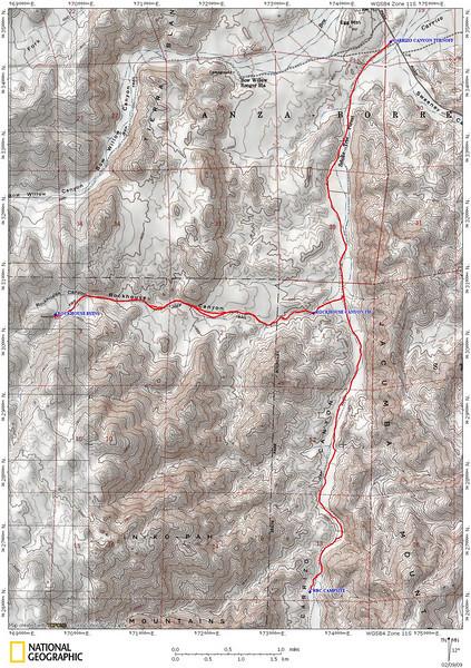 WBC Rockhouse Canyon 02-08-2009