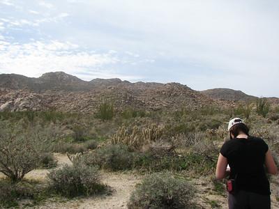 Land Navigation (Indian Hill) 02-21 & 22-2009