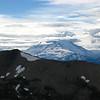 Mount Rainier from Mount AIX