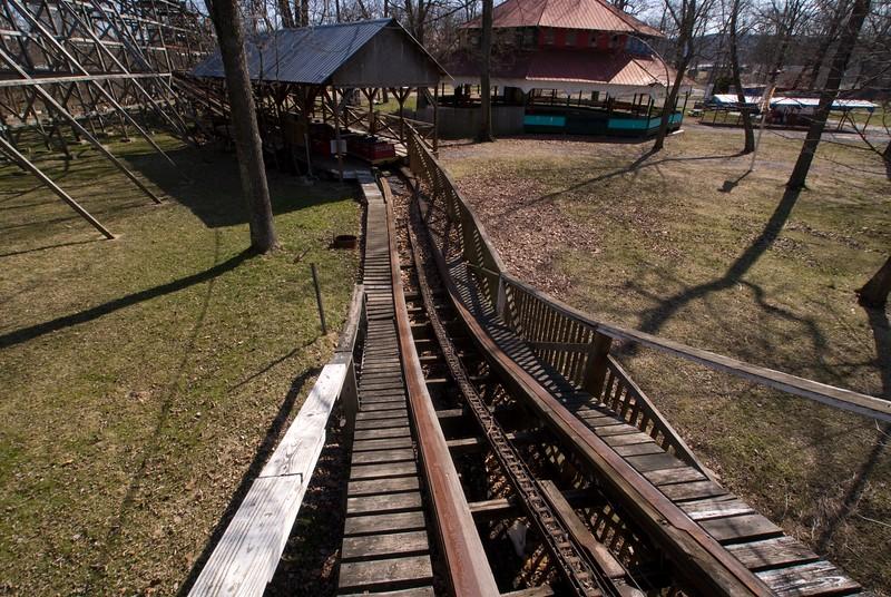 Williams Grove Amusement Park March 2008