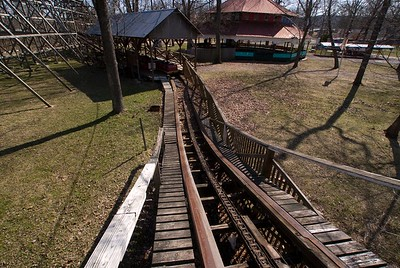Williams Grove Amusement Park March 2008