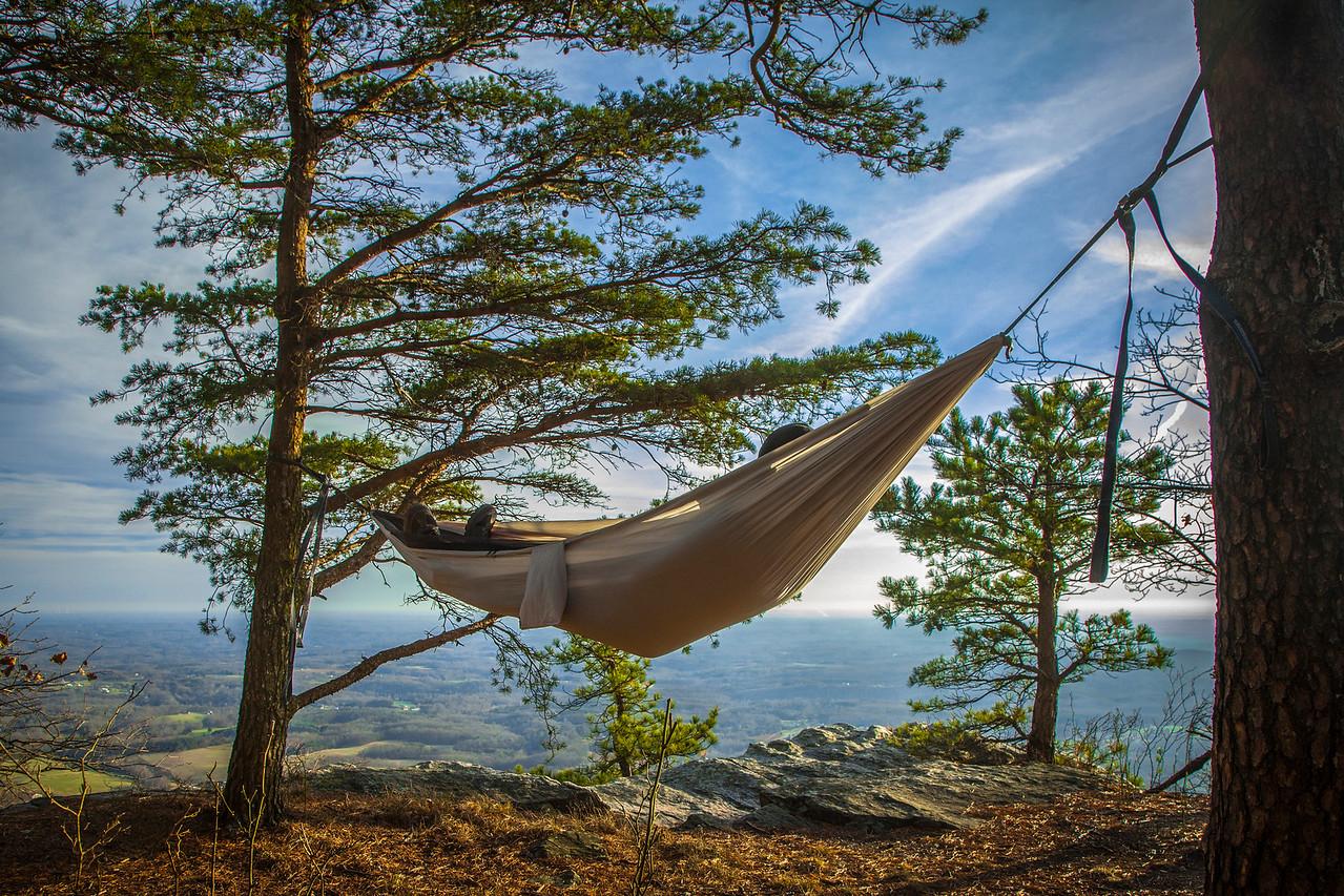 Pilot Mountain Relaxing