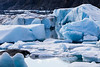 Knik Glacier in Alaska