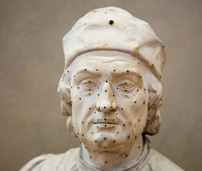 Statue @ Galleria della Accadamia