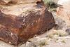 Newspaper Rock, Petrified National Park