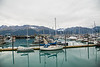 Resurrection Bay from the 360 Harbor Hotel- Seward, AK