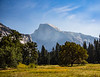 Half Dome from Cook's Meadow- Yosemite National Park