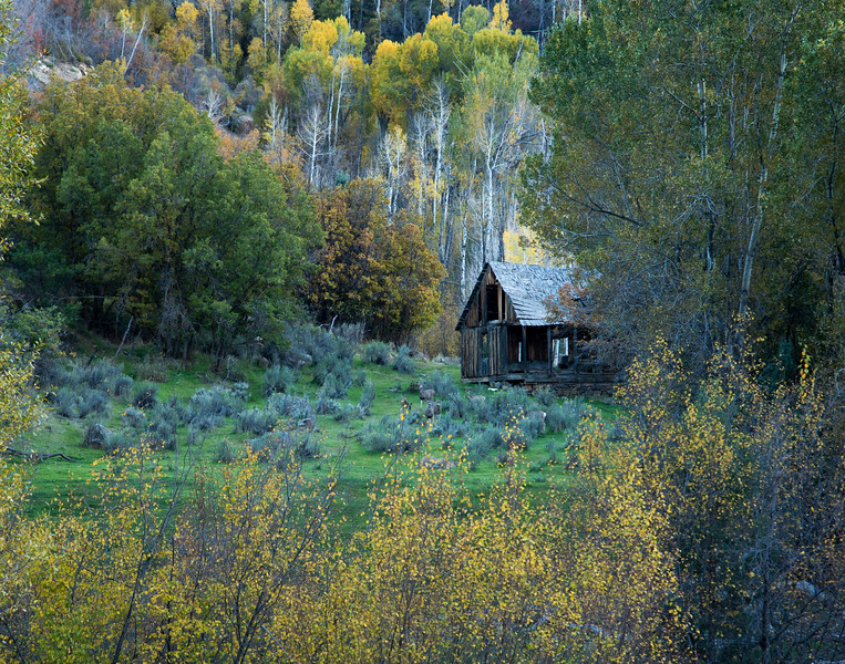 Near Bryce Canyon National Park, UT