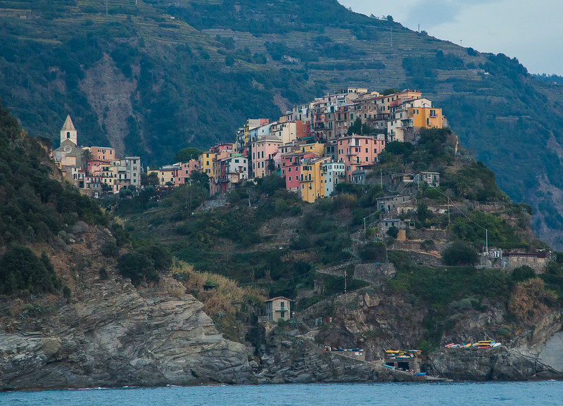 Corniglia in Cinque Terra, Italy