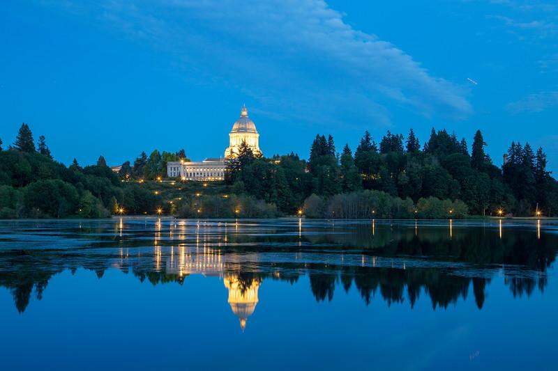 Capitol in Olympia, WA