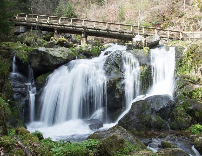Triberg Falls, Black Forest Germany