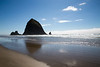 Haystack Rocks on Cannon Beach, OR
