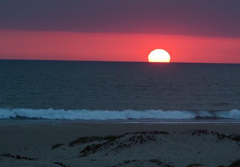 Sunset @ Oxnard, CA.