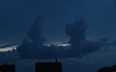 Pirate Ship Cloud