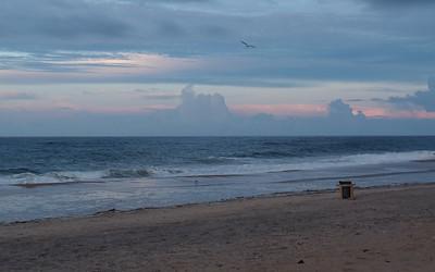 Evening High Tide