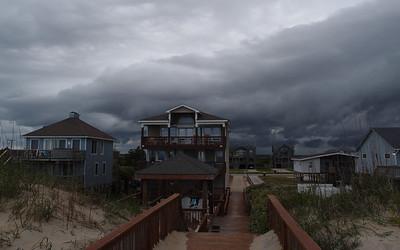 Storm Over Roanoke Island