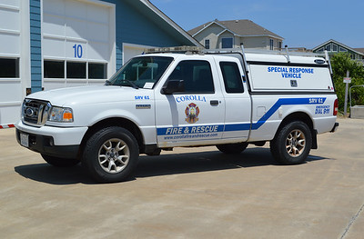 Corolla's Special Response Vehicle 61 (or SRV 61) is this 2007 Ford Ranger.