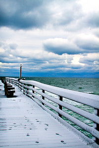Down the Pier