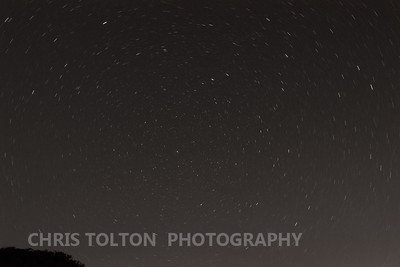 Hatteras' Dark Sky
