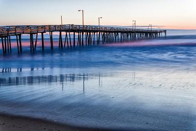 Nags Head Pier Sunrise